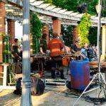 Jazz y txalaparta en la Media Luna