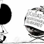 Algunas viñetas para homenajear al genial Quino